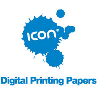 ICON Digital Printing Papers logo R 3005