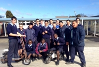 waitakere college academy students